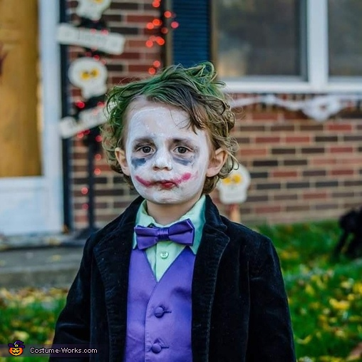 Why so serious??, Batman & Joker Costume