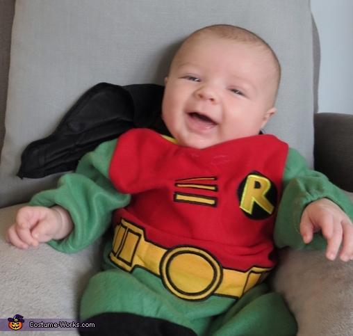 Robin, Batman & Robin Costume