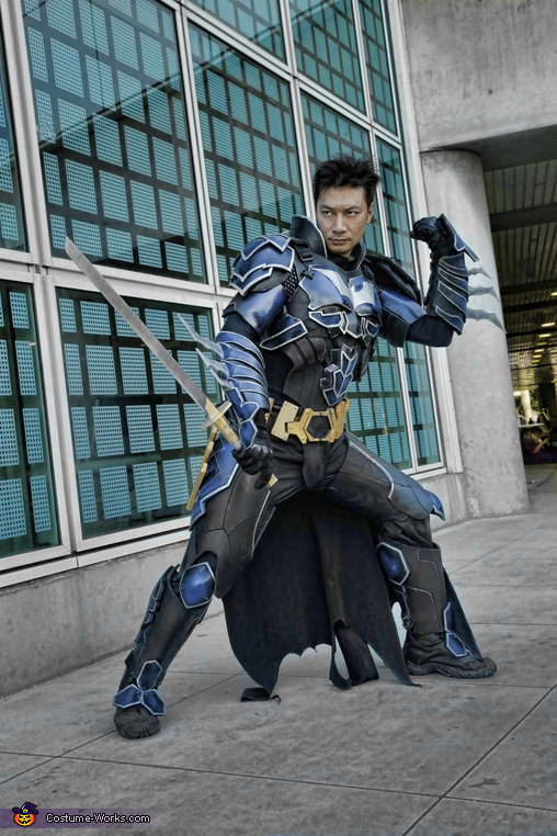 Batman Play Arts Kai Costume
