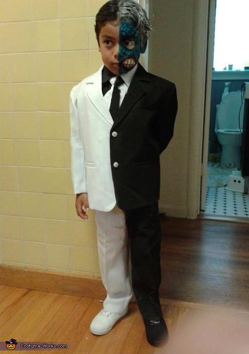 Batman Two-Face Costume