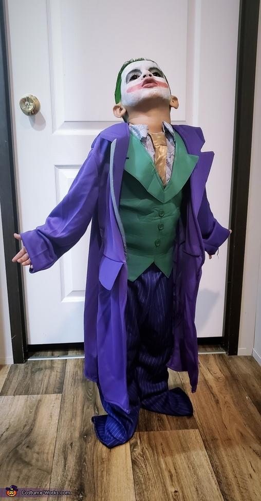 Joker, Batman Villains Costume
