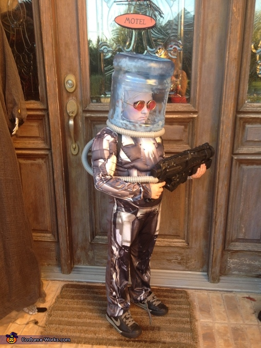 Mr Freeze, Batman Villains Family Costume