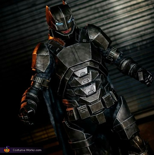 Batman vs. Superman Armored Batman Costume