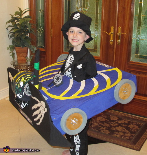Battlebot - Witch Doctor Homemade Costume