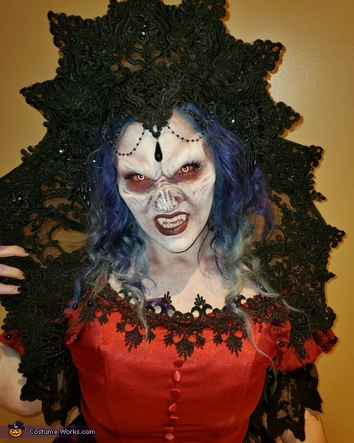Batty Bae Costume