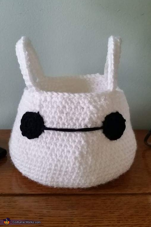 Trick or treat bag, Baymax Costume