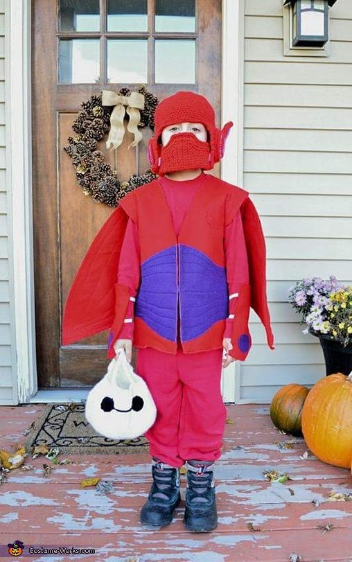 Baymax Costume