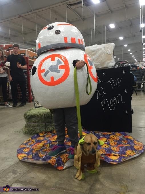 Bb8, BB-8 Costume