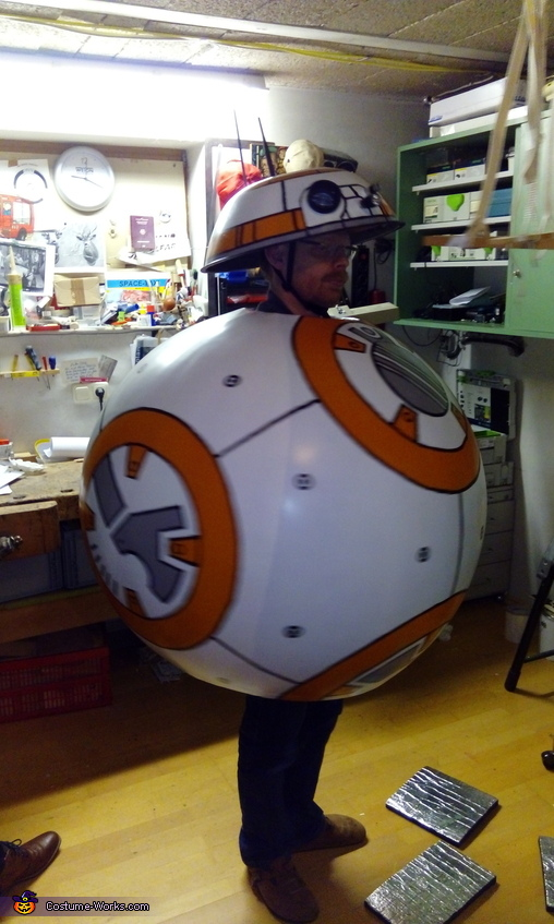 BB-8 Star Wars Costume