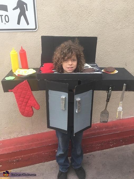 BBQ Grill Costume
