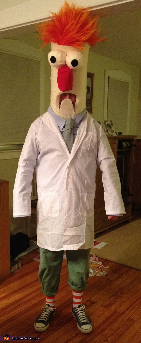 Muppet Show Beaker Costume