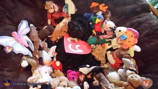 Ziggy, the rarest Beanie Baby!, Rarest Beanie Baby Costume