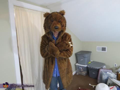 Bear Coat Costume