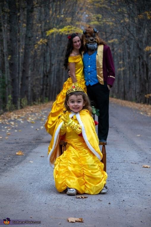 Beauties & the Beast Costume