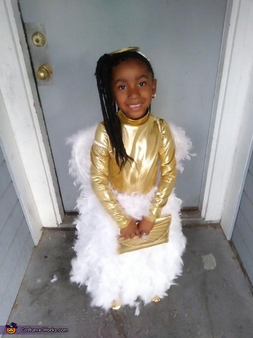 Beautiful Angel Costume