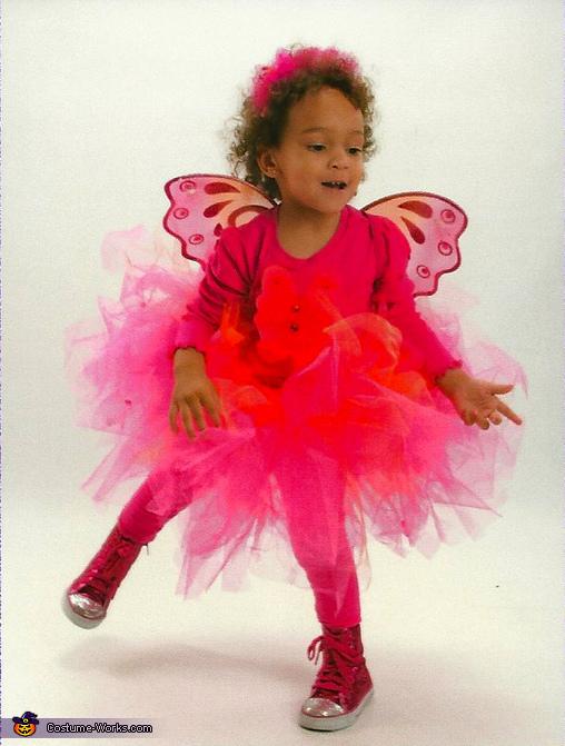 Beautiful Butterfly Costume