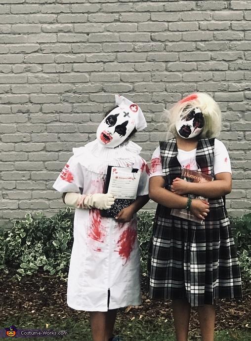 Beautiful Nightmares Costume