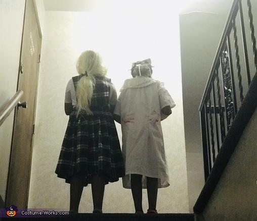 Sweet little ladies, Beautiful Nightmares Costume