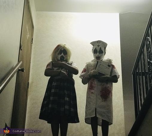 Your Nightmare, Beautiful Nightmares Costume