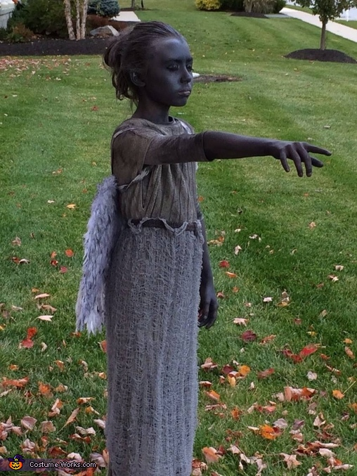Beautiful Weeping Angel Costume