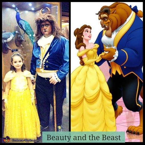 Beauty and the Beast, Beauty and the Beast Costume