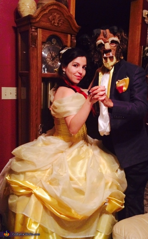 Tale as Old as Time, Beauty and the Beast Costume