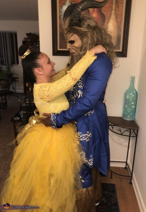 Beauty & the Beast Costume