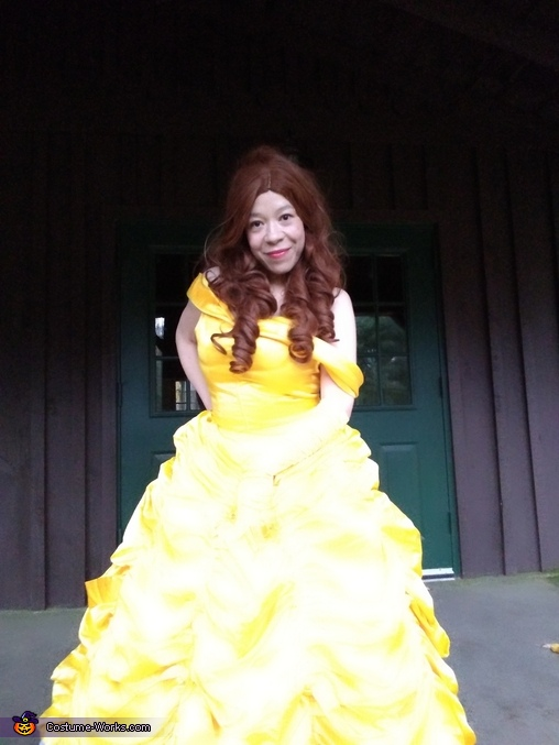 Feeling Just Like a Princess!, Beauty & The Beast Costume