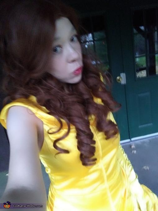 Belle is Always Classy!, Beauty & The Beast Costume