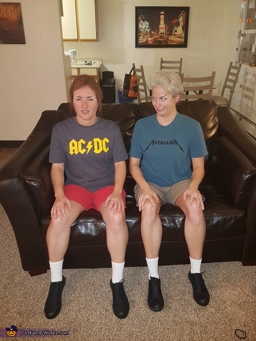 Beavis and Butthead Costume