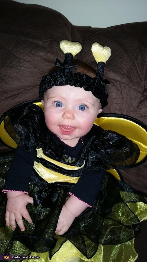 Bee Baby Costume