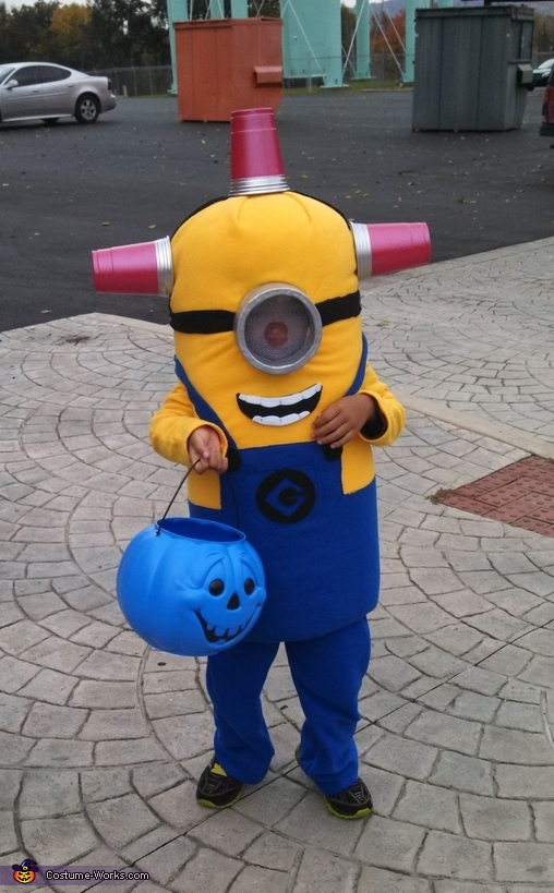 Bee Do Minion Costume