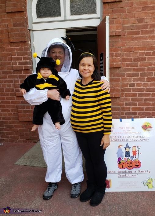 Bee Family Costume