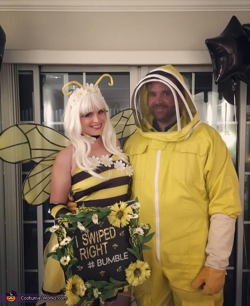 Beekeeper and #Bumble bee Costume