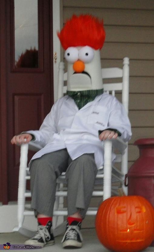 muppets beeker costume