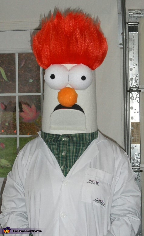 muppets beeker costume photo 2 3