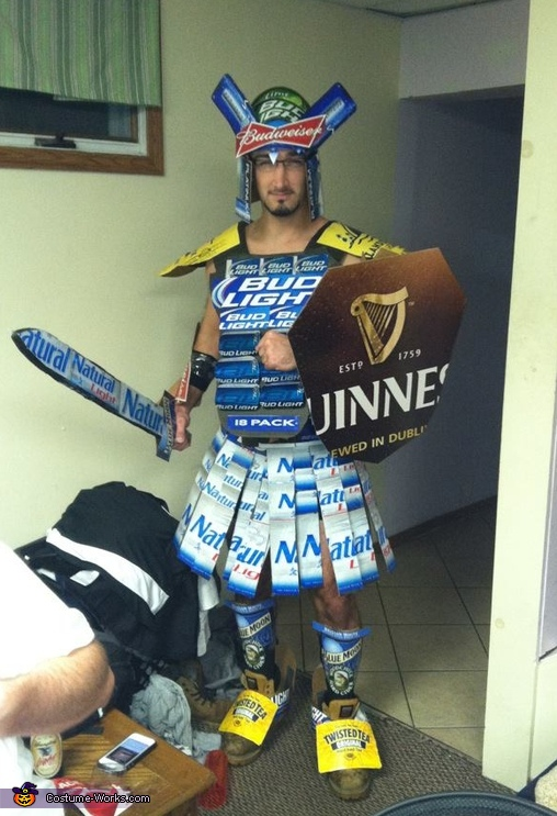 Beer Gladiator Costume