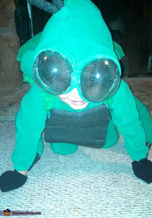 Beetle Costume