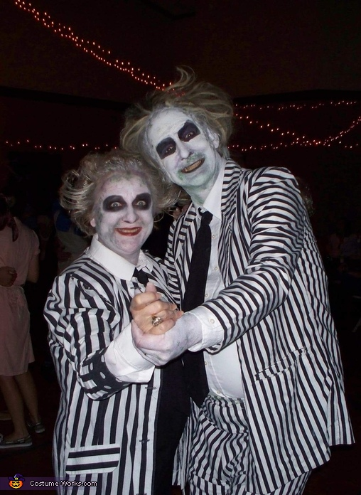Beetle Juice & Beetle Juicy Costume