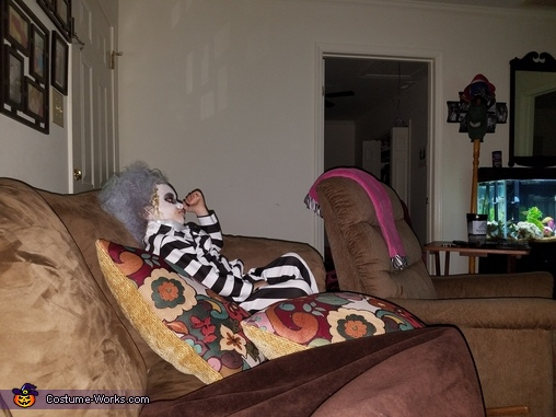 Tired Beetlejuice, Beetlejuice Costume