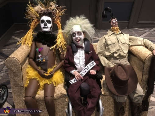 BeetleJuice Costume