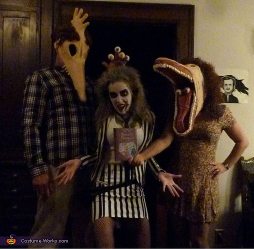 Beetlejuice Group Costume