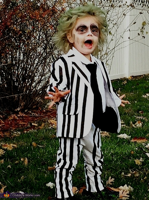 Beetlejuice Toddler Girl S Costume Photo 5 6