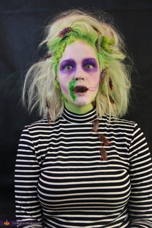 Female Beetlejuice Costume Photo 5 5