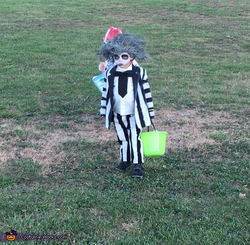 Beetlejuice!, Beetlejuice Boy's Costume