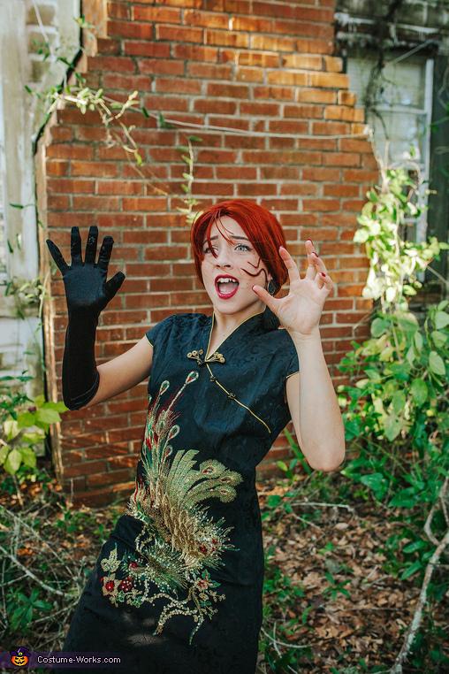 Delia Deetz...DAYYYY-O, Beetlejuice Group Costume