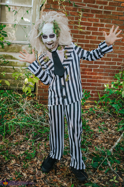 It's Showtime! Beetlejuice, Beetlejuice Group Costume