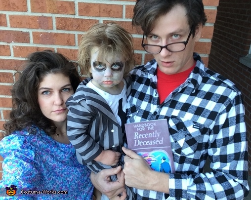 Beetlejuice family, Beetlejuice Toddler Costume