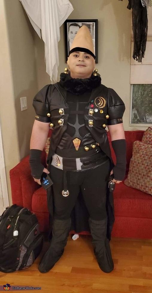 Beldar Conehead Costume