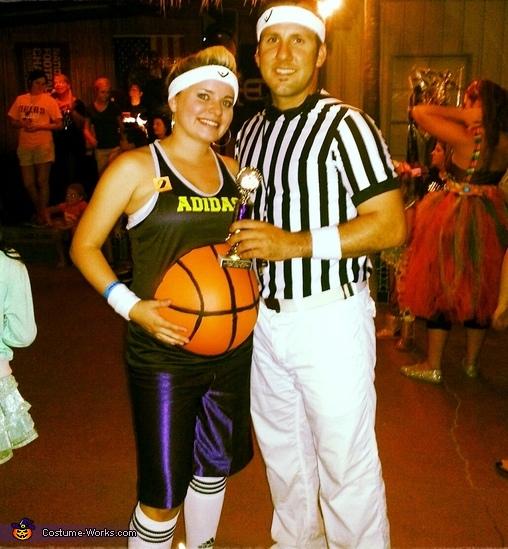 """""""Belly Baller"""" & Ref Costume"""